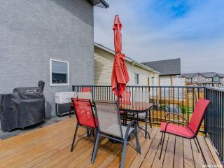Photo 37: 1414 Paton Crescent in Saskatoon: Willowgrove Residential for sale : MLS®# SK859637