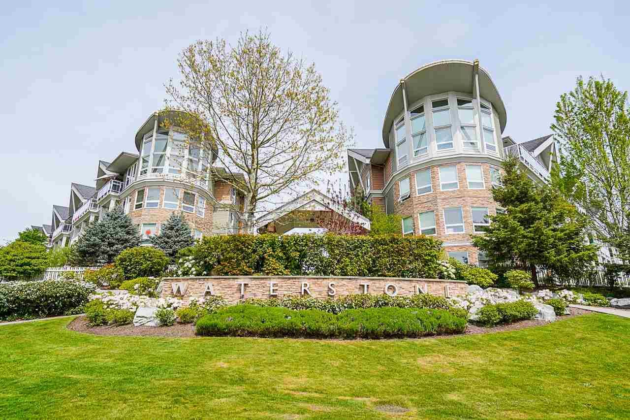 """Main Photo: 403 6450 194 Street in Surrey: Clayton Condo for sale in """"Waterstone"""" (Cloverdale)  : MLS®# R2574170"""