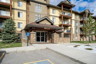 Photo 1: 3215 92 Crystal Shores Road: Okotoks Apartment for sale : MLS®# A1103721