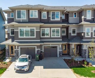 Photo 1: 33 JOYAL Way: St. Albert Attached Home for sale : MLS®# E4247048