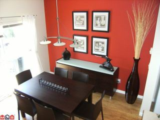 """Photo 3: 9 5839 PANORAMA Drive in Surrey: Sullivan Station Townhouse for sale in """"Forest Gate"""" : MLS®# F1116213"""