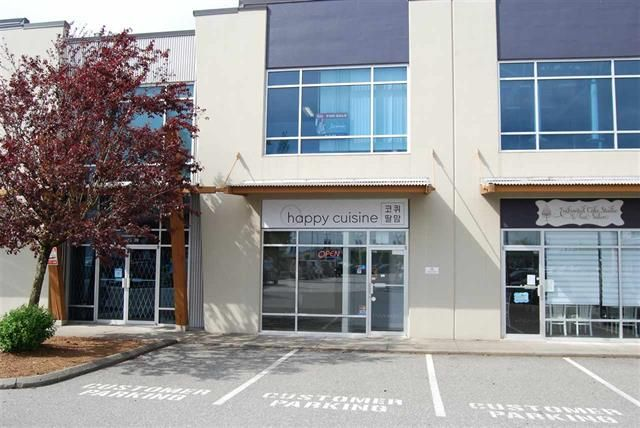 Main Photo: 106 19289 Langley Bypass in Cloverdale: Cloverdale BC Retail for sale : MLS®# C8031987