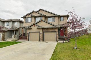 Photo 1: 33 MEADOWVIEW Court: Spruce Grove House Half Duplex for sale : MLS®# E4261864