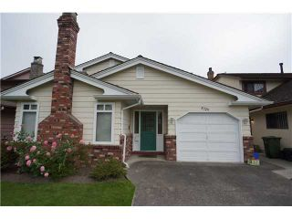 Photo 1: 3720 BAMFIELD Drive in Richmond: East Cambie House for sale : MLS®# V1089978