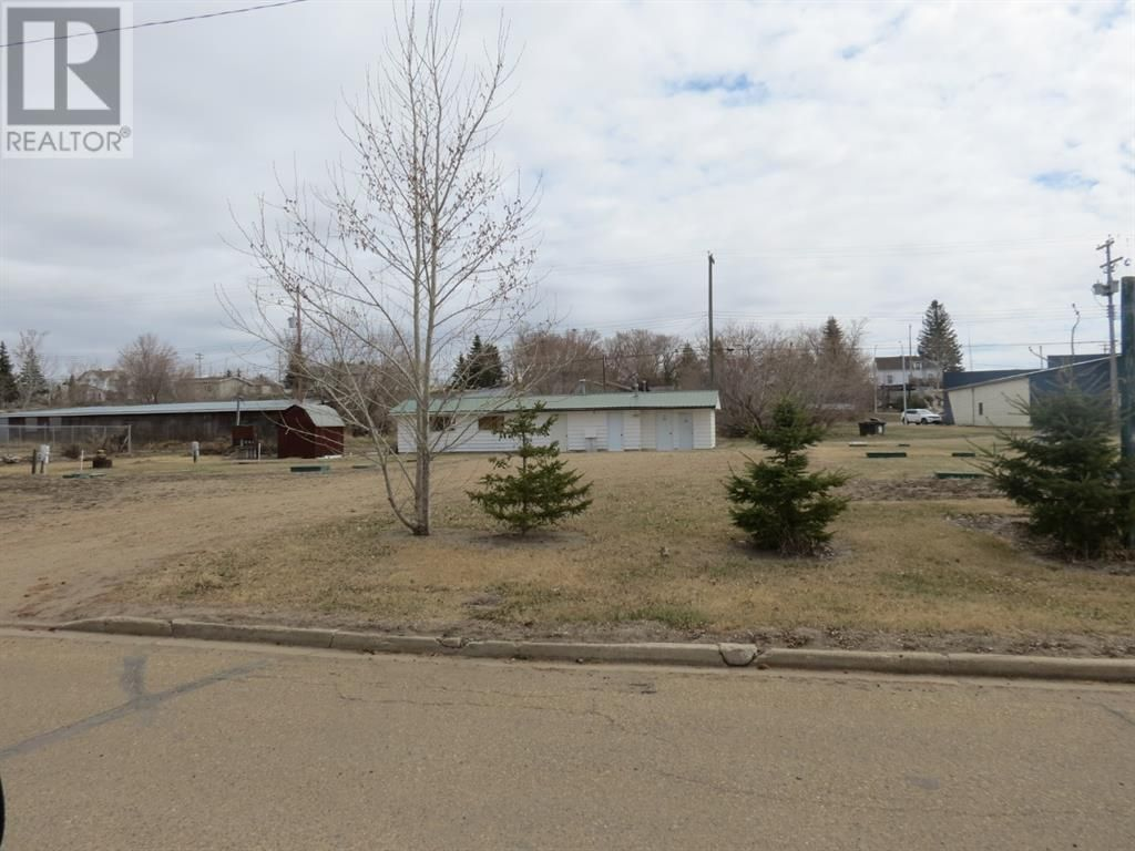 Main Photo: 4910 48 Street in Sedgewick: Vacant Land for sale : MLS®# A1103014