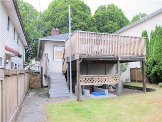 Photo 6: 1349 E 24TH Avenue in Vancouver: Knight House for sale (Vancouver East)  : MLS®# V1078708