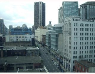 "Photo 7: 1101 438 SEYMOUR Street in Vancouver: Downtown VW Condo for sale in ""Conference Plaza"" (Vancouver West)  : MLS®# V770890"
