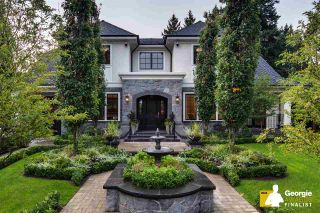 "Photo 1: 1438 W 32ND Avenue in Vancouver: Shaughnessy House for sale in ""ELEMENTS ESTATE"" (Vancouver West)  : MLS®# R2522428"