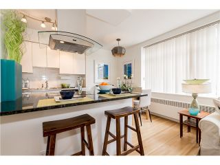 Photo 4: # 408 1975 PENDRELL ST in Vancouver: West End VW Condo for sale (Vancouver West)  : MLS®# V1113721