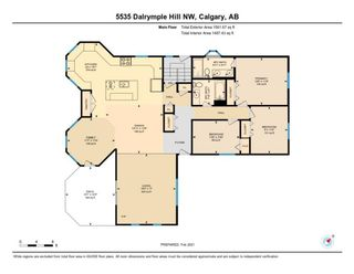 Photo 47: 5535 Dalrymple Hill NW in Calgary: Dalhousie Detached for sale : MLS®# A1071835