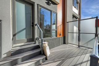 Photo 37: 1 2605 15 Street SW in Calgary: Bankview Row/Townhouse for sale : MLS®# A1060712