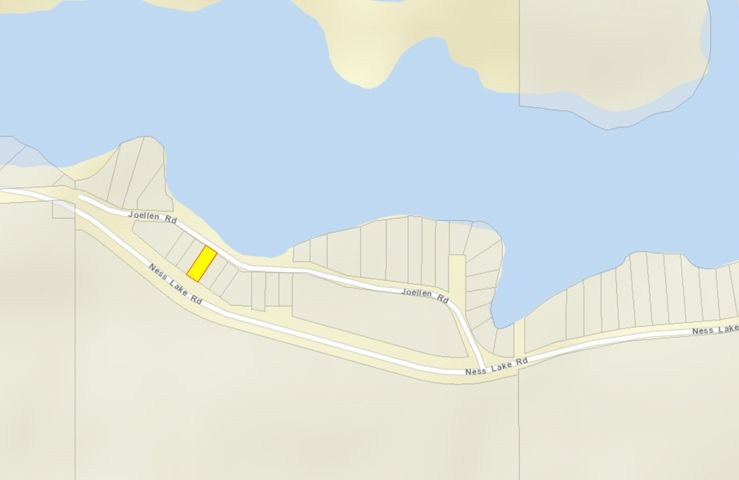 Main Photo: LOT 19 NESS LAKE Road in Prince George: Ness Lake Land for sale (PG Rural North (Zone 76))  : MLS®# R2572222