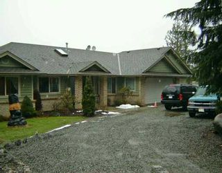 Main Photo: 12191 270TH Street in Maple Ridge: Northeast House for sale : MLS®# V627509