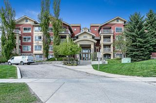 Main Photo: 118 5115 Richard Road SW in Calgary: Lincoln Park Apartment for sale : MLS®# A1114447