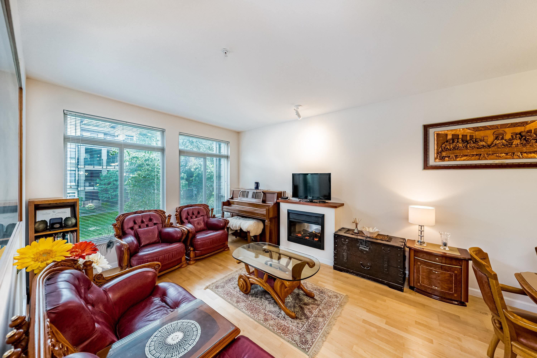 "Main Photo: 205 10180 153 Street in Surrey: Guildford Condo for sale in ""CHARLTON PARK"" (North Surrey)  : MLS®# R2619704"