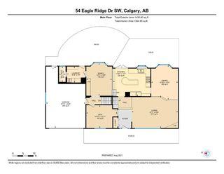Photo 45: 54 Eagle Ridge Drive SW in Calgary: Eagle Ridge Detached for sale : MLS®# A1142942