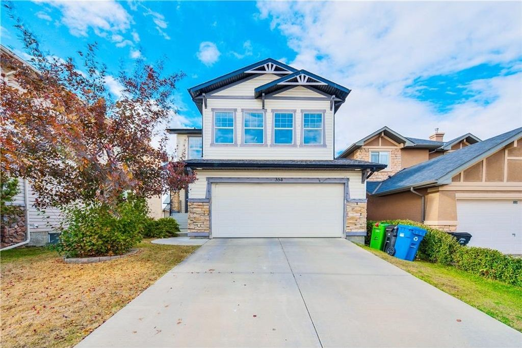 Main Photo: 354 PANAMOUNT BV NW in Calgary: Panorama Hills House for sale : MLS®# C4137770