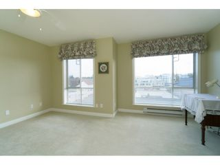 """Photo 12: 417 2626 COUNTESS Street in Abbotsford: Abbotsford West Condo for sale in """"The Wedgewood"""" : MLS®# R2409510"""
