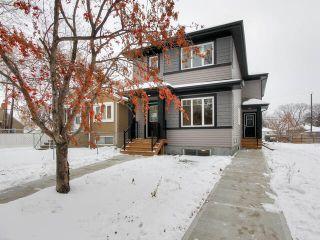 Photo 1: 1 12345 90 Street in Edmonton: Zone 05 House Half Duplex for sale : MLS®# E4221798