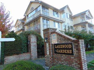 Photo 1: 110-249 Gladwin Road: Condo for sale (Abbotsford)  : MLS®# R2217736