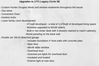 Photo 30: 1771 Legacy Circle SE in Calgary: Legacy Detached for sale : MLS®# A1043312