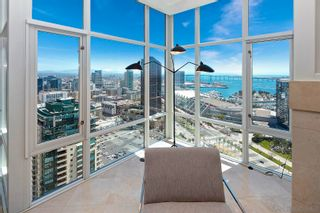 Photo 3: DOWNTOWN Condo for sale : 3 bedrooms : 550 Front St #2801 in San Diego