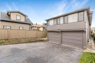 Photo 29: 2551 E PENDER STREET in Vancouver: Renfrew VE House for sale (Vancouver East)  : MLS®# R2567987