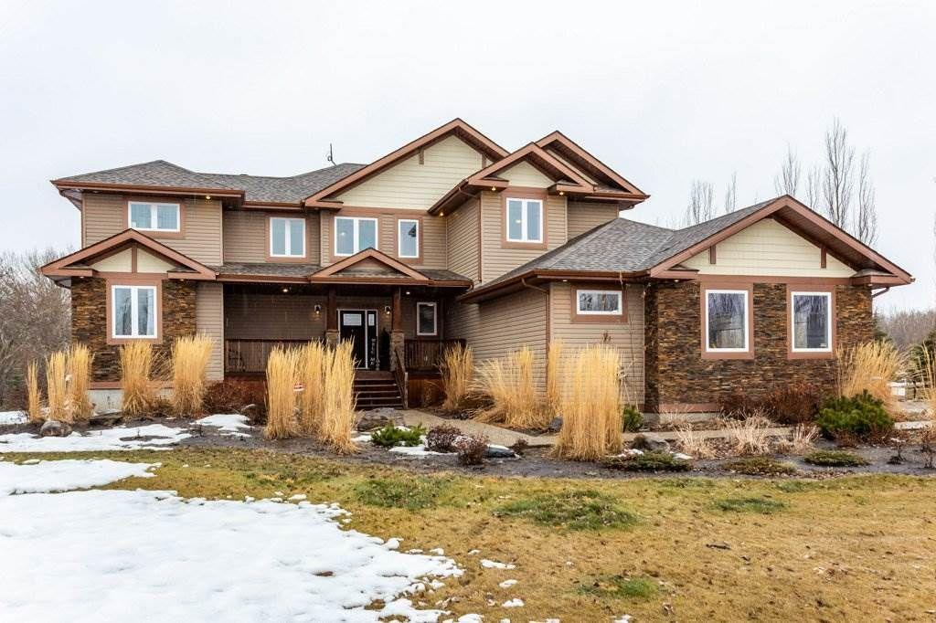 Main Photo: 55302 RR 251: Rural Sturgeon County House for sale : MLS®# E4234888
