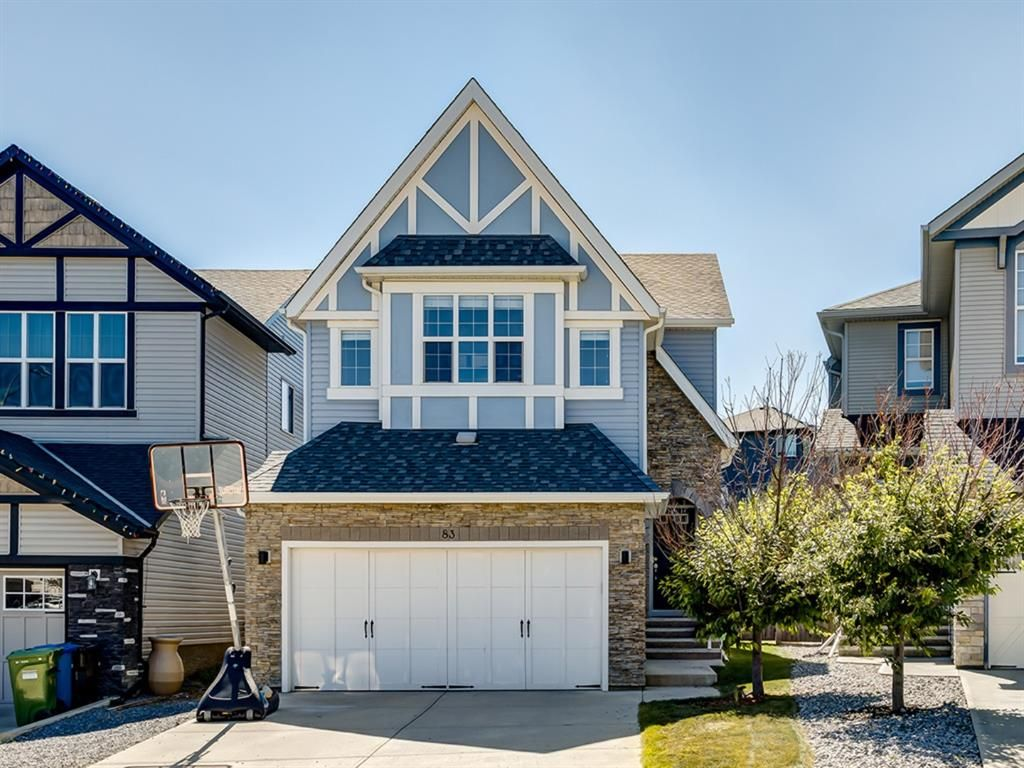 Main Photo: 83 SAGE VALLEY Green NW in Calgary: Sage Hill Detached for sale : MLS®# A1098125