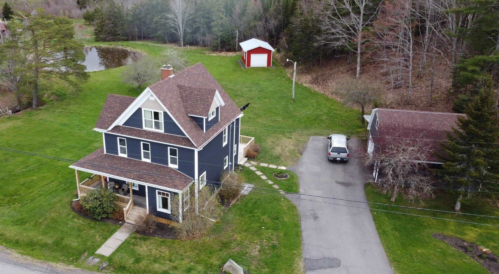 Main Photo: 808 Marshdale Road in Hopewell: 108-Rural Pictou County Residential for sale (Northern Region)  : MLS®# 202111807