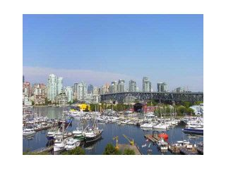"Photo 8: 504 1490 PENNYFARTHING Drive in Vancouver: False Creek Condo for sale in ""HARBOUR COVE"" (Vancouver West)  : MLS®# V844891"