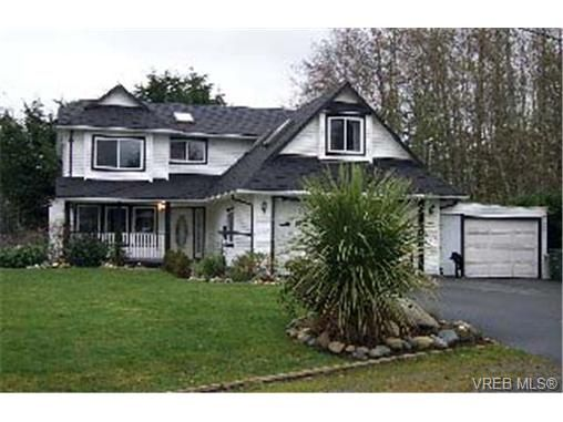 Main Photo: 1569 Dufour Rd in SOOKE: Sk Whiffin Spit House for sale (Sooke)  : MLS®# 301902