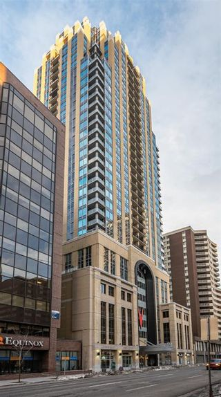 Photo 2: 2007 930 6 Avenue SW in Calgary: Downtown Commercial Core Apartment for sale : MLS®# A1108169