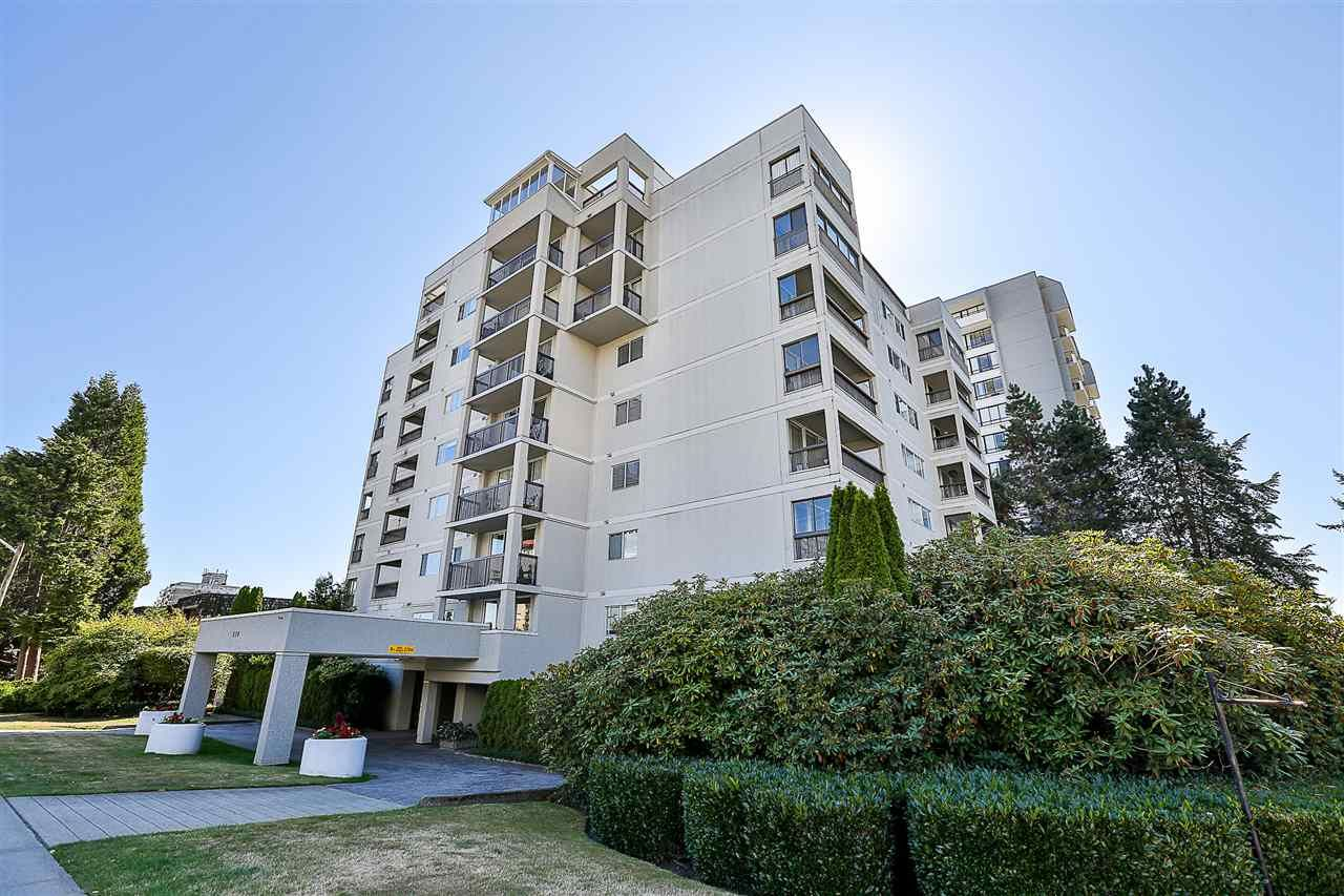 Main Photo: 705 550 EIGHTH STREET in New Westminster: Uptown NW Condo for sale : MLS®# R2204966