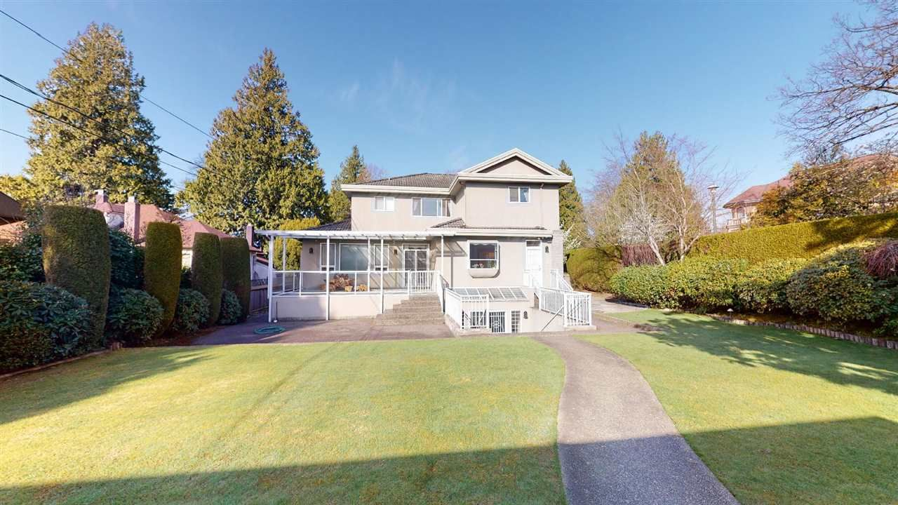 Main Photo: 1638 W 52ND Avenue in Vancouver: South Granville House for sale (Vancouver West)  : MLS®# R2561185