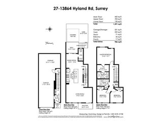 Photo 20: 27 13864 HYLAND Road in Surrey: East Newton Townhouse for sale : MLS®# R2362417