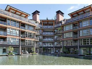 Photo 1: 109 3606 ALDERCREST Drive in North Vancouver: Roche Point Condo for sale : MLS®# V1020288