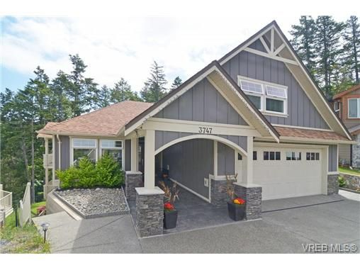 Main Photo: 3747 Ridge Pond Dr in VICTORIA: La Happy Valley House for sale (Langford)  : MLS®# 710243