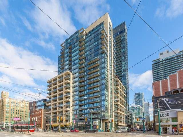 Main Photo: 438 King St W Unit #518 in Toronto: Waterfront Communities C1 Condo for sale (Toronto C01)  : MLS®# C3683313