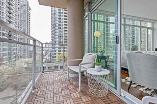 "Photo 11: 611 888 HOMER Street in Vancouver: Downtown VW Condo for sale in ""The Beasley"" (Vancouver West)  : MLS®# R2562911"