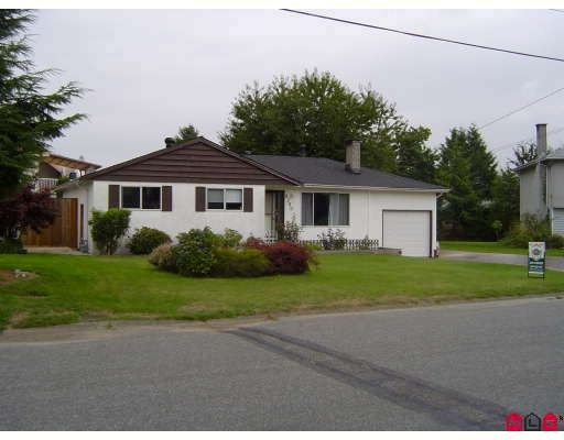 Main Photo: 8280 WADHAM Drive in Delta: Nordel House for sale (N. Delta)  : MLS®# F2824842