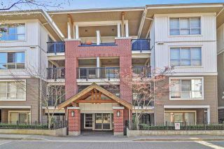 """Photo 1: C307 8929 202 Street in Langley: Walnut Grove Condo for sale in """"The Grove"""" : MLS®# R2375294"""