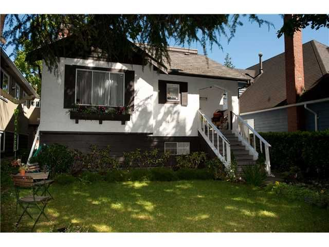 Photo 1: Photos: 6542 BALSAM Street in Vancouver: S.W. Marine House for sale (Vancouver West)  : MLS®# V842557