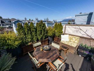 """Photo 32: 1674 ARBUTUS Street in Vancouver: Kitsilano Townhouse for sale in """"Arbutus Court"""" (Vancouver West)  : MLS®# R2561294"""