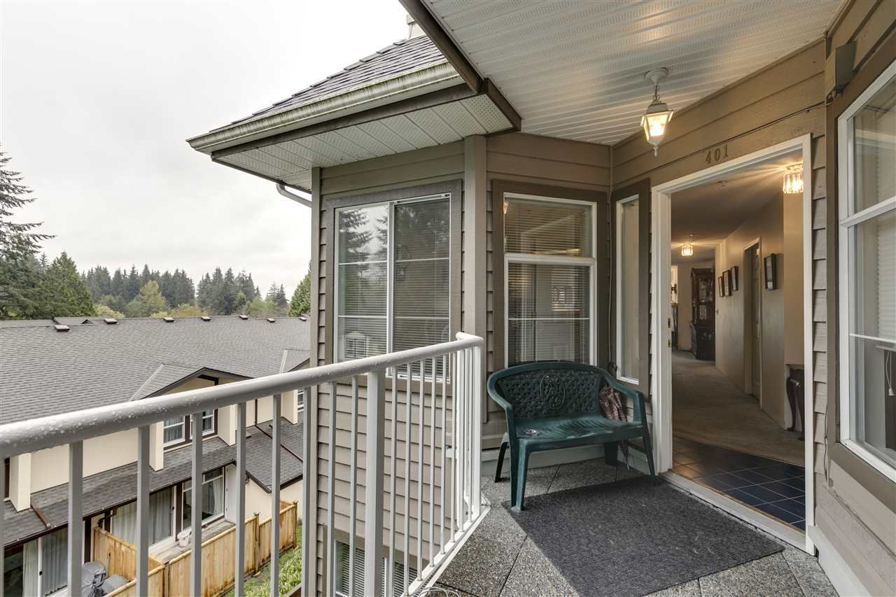 """Main Photo: 401 1050 BOWRON Court in North Vancouver: Roche Point Condo for sale in """"Parkway Terrace"""" : MLS®# R2415471"""