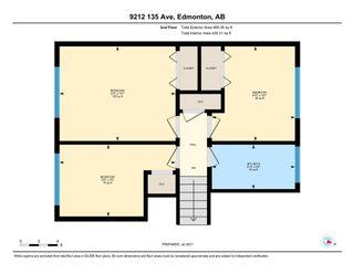 Photo 47: 9212 135 Avenue in Edmonton: Zone 02 House for sale : MLS®# E4256829