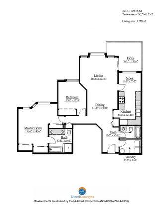 """Photo 34: 301S 1100 56 Street in Delta: Tsawwassen East Condo for sale in """"ROYAL OAKS"""" (Tsawwassen)  : MLS®# R2621715"""