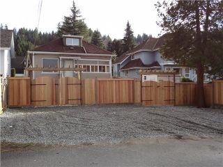 Photo 2: 2616 ST. GEORGE Street in Port Moody: Port Moody Centre House for sale : MLS®# V1096210