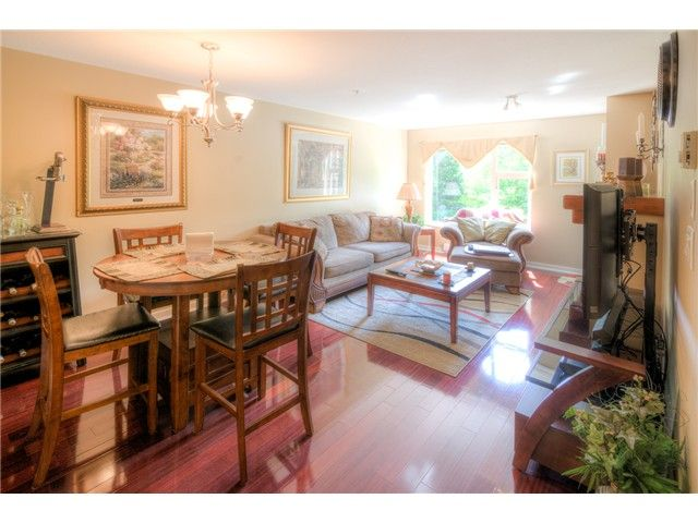 """Photo 6: Photos: 202 625 PARK Crescent in New Westminster: GlenBrooke North Condo for sale in """"WESTHAVEN"""" : MLS®# V1065412"""