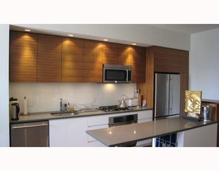 """Photo 4: 504 1228 HOMER Street in Vancouver: Downtown VW Condo for sale in """"THE ELLISON"""" (Vancouver West)  : MLS®# V712393"""